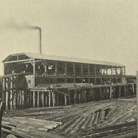 Old Wood Mill Photo
